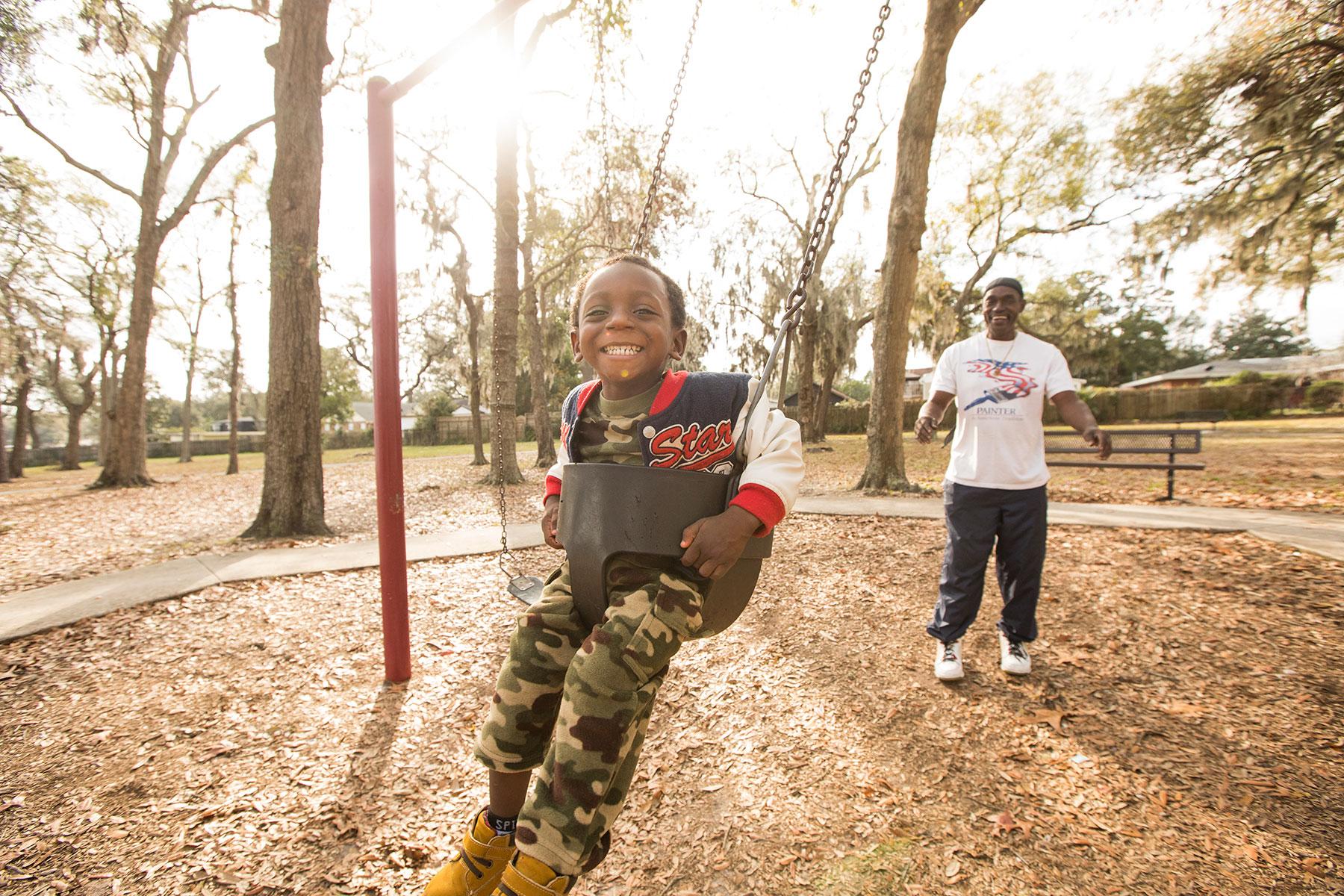 Impact - Children's Home Society of Florida